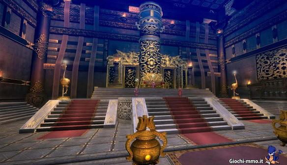 Tempio Age of Wulin