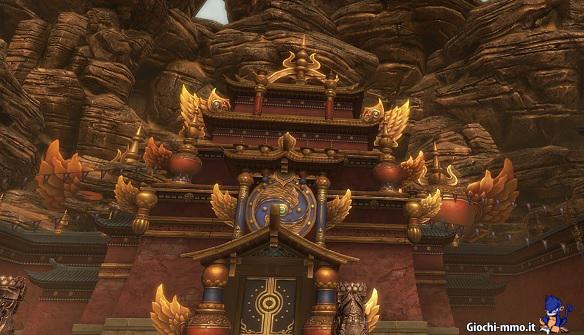 Tempio Gilded Wasteland