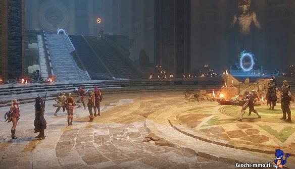 Tessa's Sanctuary Skyforge