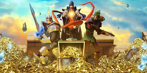 The Mighty Quest for Epic Loot beta