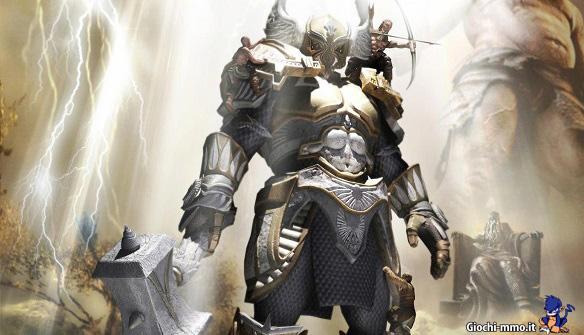 Titano Ascend Hand of Kul