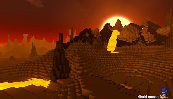 Trove Dragonfire Peaks
