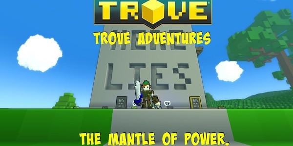 "Trove: annunciata espansione ""Mantle of Power"""