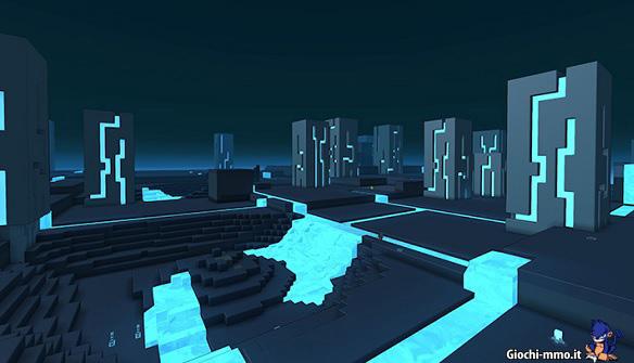 Trove Neon City