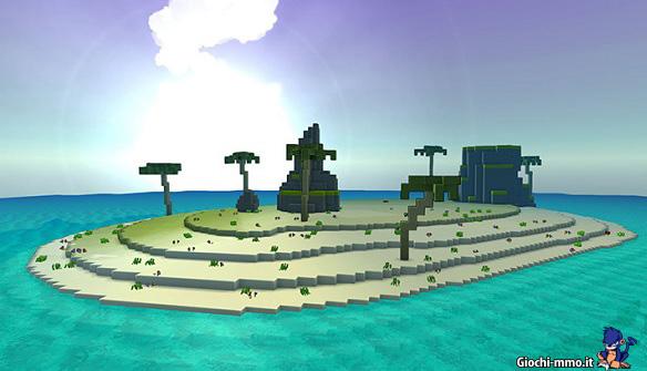 Trove Treasure Isles