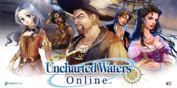 Uncharted Waters Online rilanciato da Papaya Play