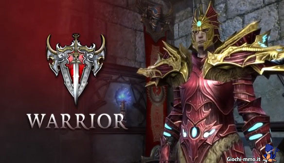 Warrior Rift