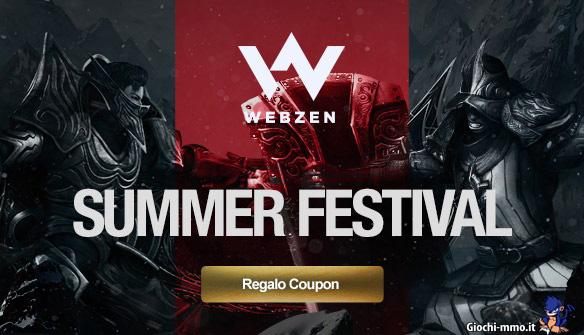 Webzen summer festival
