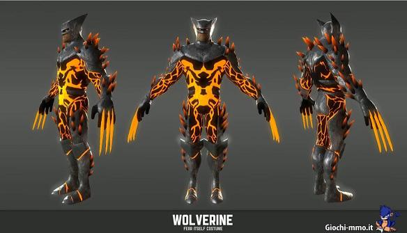 Wolverine Marvel Heroes