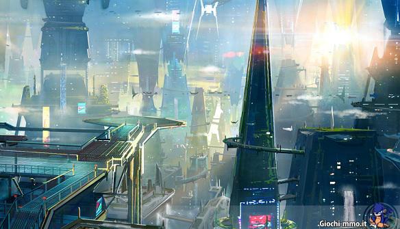 Zakuul Skyscraper SWTOR