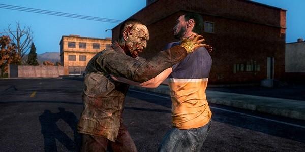 Zombie e superstite in H1Z1