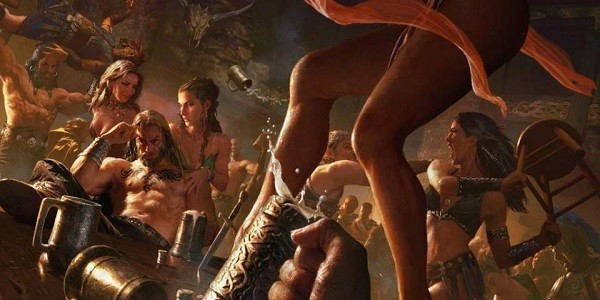 Age of Conan: Unchained arriva su Aeria Ignite