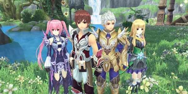 Aeria Games presenta il nuovo Aura Kingdom