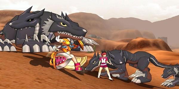 Digimon Masters Online: eventi sportivi in corso