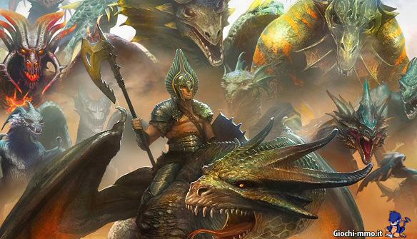 draghi Dragon's Prophet