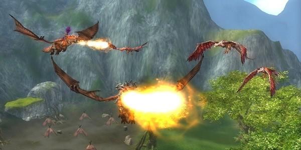 RODE: nuovo MMO con cavalcature volanti da combattimento