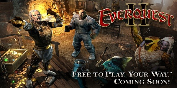 Everquest II: free to play da dicembre