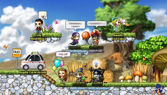 gioco MapleStory