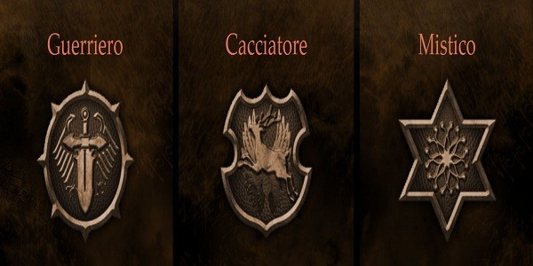 Le classi giocabili in Troy Online