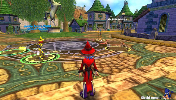 maghi-Wizard101