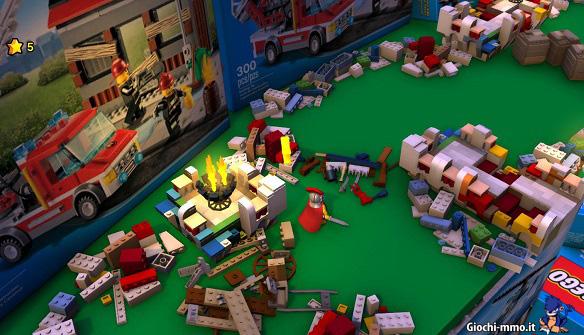 mattoncini Lego Minifigures Online