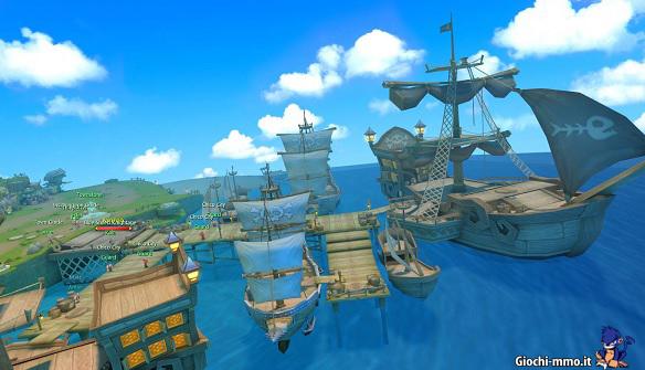 navi Heva Clonia Online