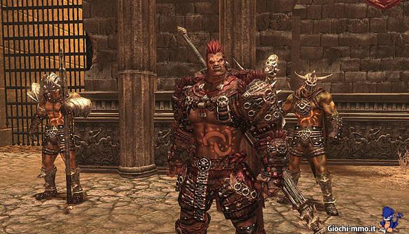 personaggi Archlord II
