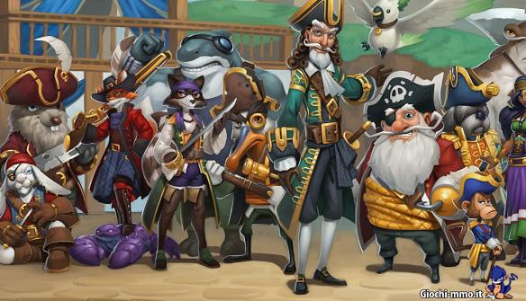 pirati Pirate101