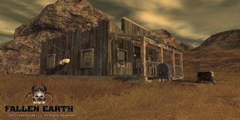 Fallen Earth e il nuovo Territory Control