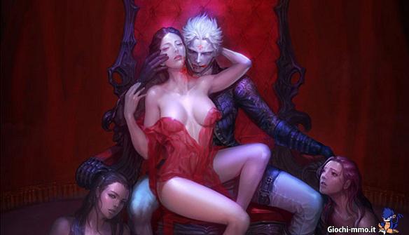 vampiro project v