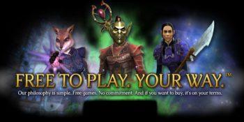Vanguard Saga of Heroes: differenze tra utenti Free e Gold
