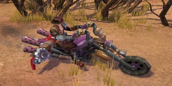 Era Zero: nuovo MMORPG con fantastici veicoli
