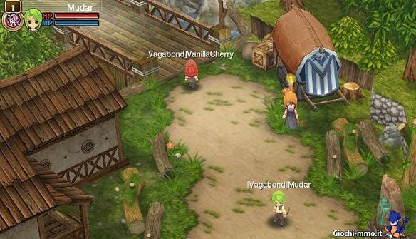 villaggio Legend of Edda