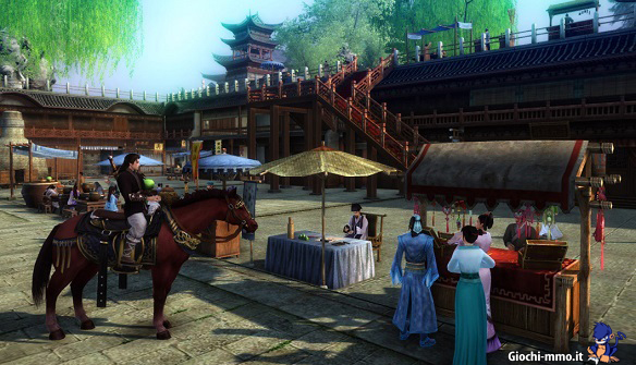 villaggio age of wushu