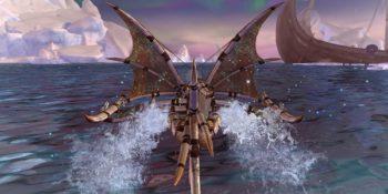 Neverwinter: nuove navi e possibilità di pesca