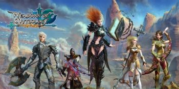Weapons of Mythology – New Age: nuovo MMORPG in italiano
