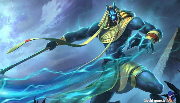 Amun Ra SMITE