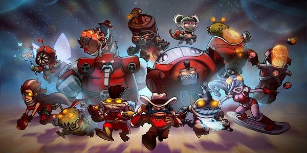 Awesomenauts: anteprima del MOBA free to play in italiano