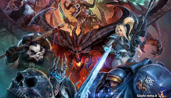 Anteprima Heroes of the Storm