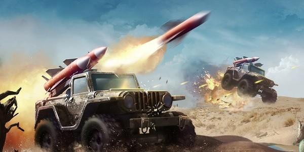 Battle Battalions: nuovo gioco di guerra free to play