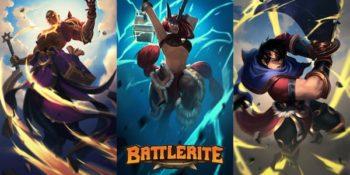 Battlerite: annunciato rilascio ufficiale free to play