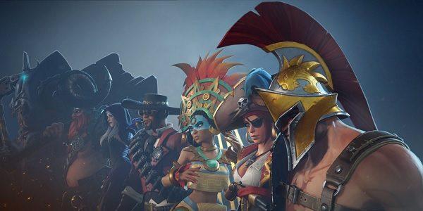 Breakaway: continua lo sviluppo del nuovo brawler mitologico