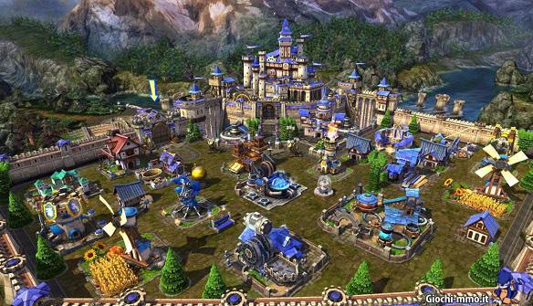 Castello Prime World