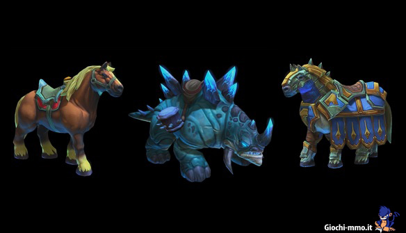 Cavalcature Heroes of the Storm