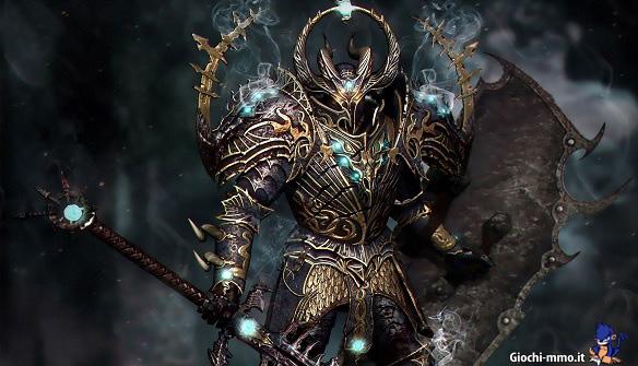 Cavaliere Dark Nexus Arena