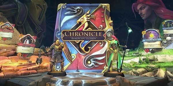 Chronicle RuneScape Legends: nuovo gioco di carte in beta