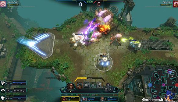 combattimento-dropzone