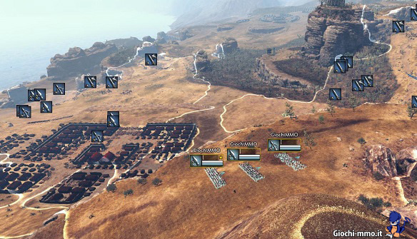 Combattimento Total War Arena