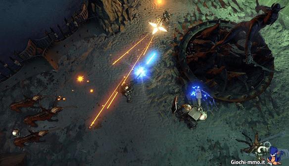 Combattimento Warhammer 40.000 Dark Nexus Arena