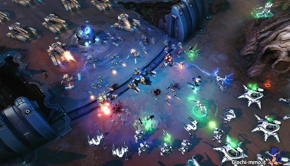 Combattimento unità Supernova